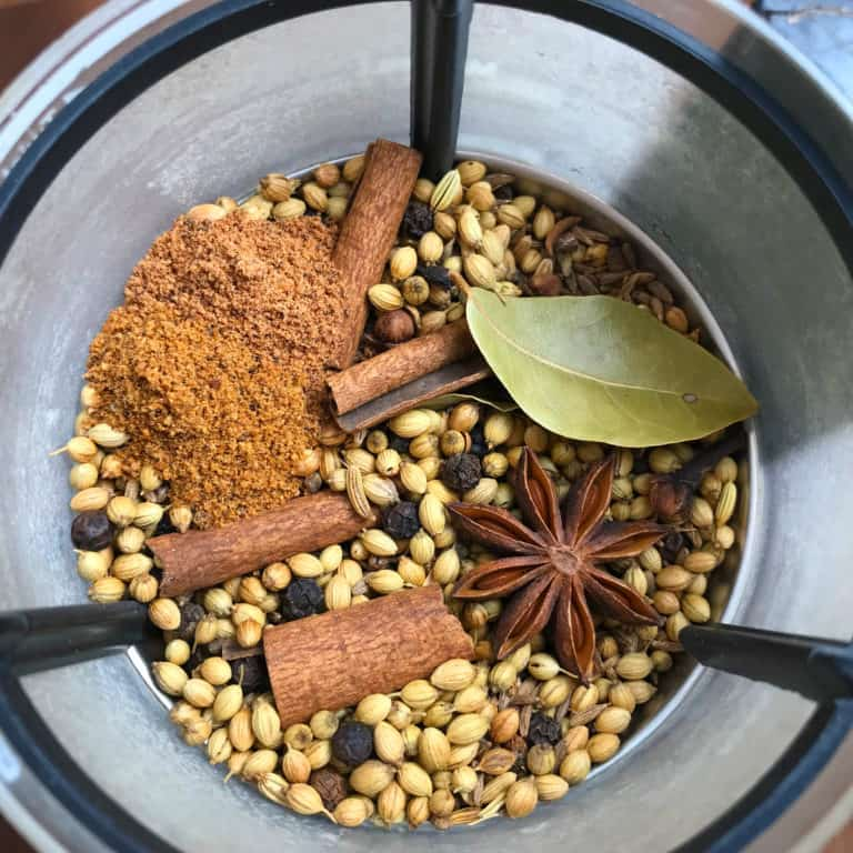garam masala recipe best homemade Indian authentic traditional