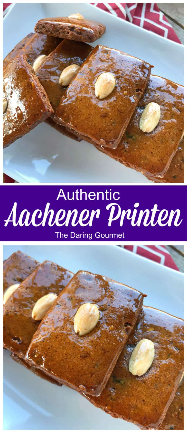 aachener printen recipe traditional best lebkuchen German authentic