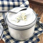 blue cheese dressing recipe best homemade creamy