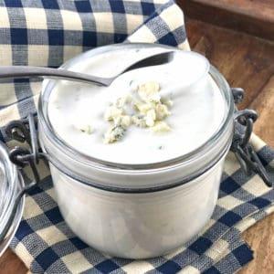blue cheese dressing recipe best homemade creamy