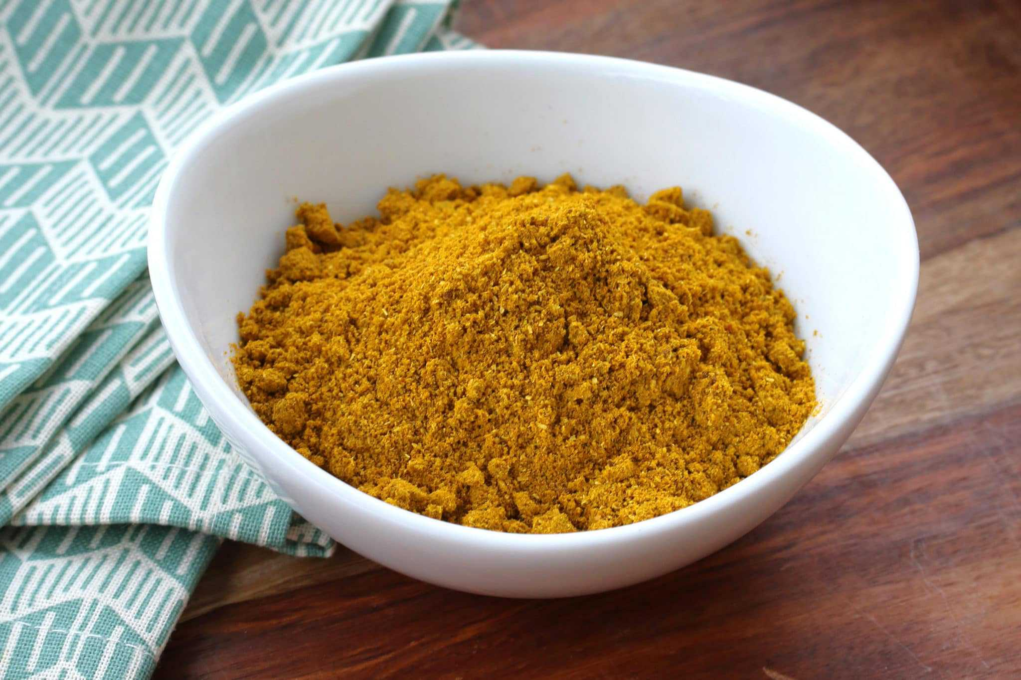 curry powder recipe best homemade authentic traditional madras spice blend