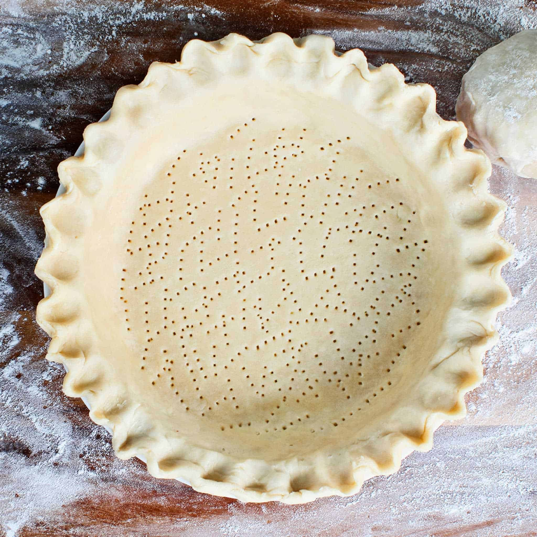 Ultimate Pie Crust Recipe The Daring Gourmet