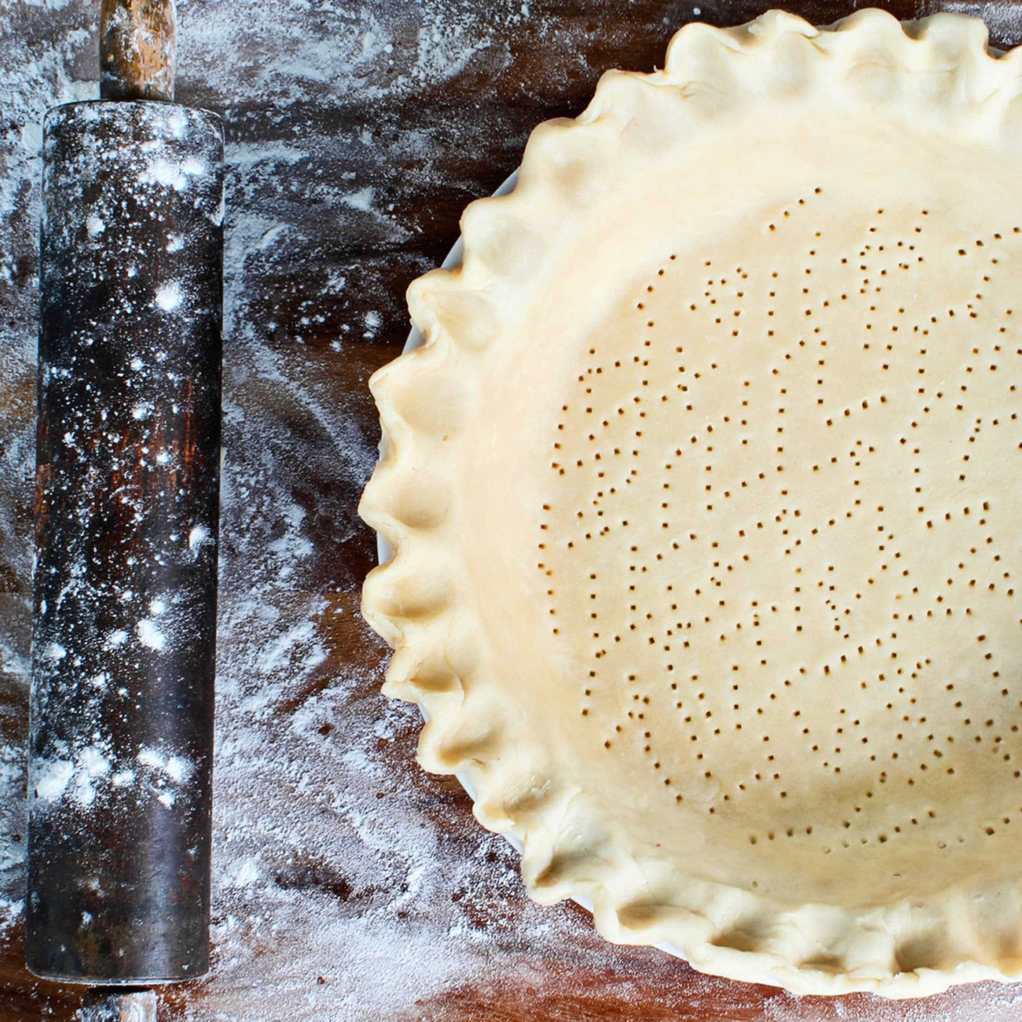 pie crust recipe best homemade shortcrust pastry butter lard
