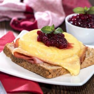 toast hawaii recipe homemade german pineapple ham cheese sandwich