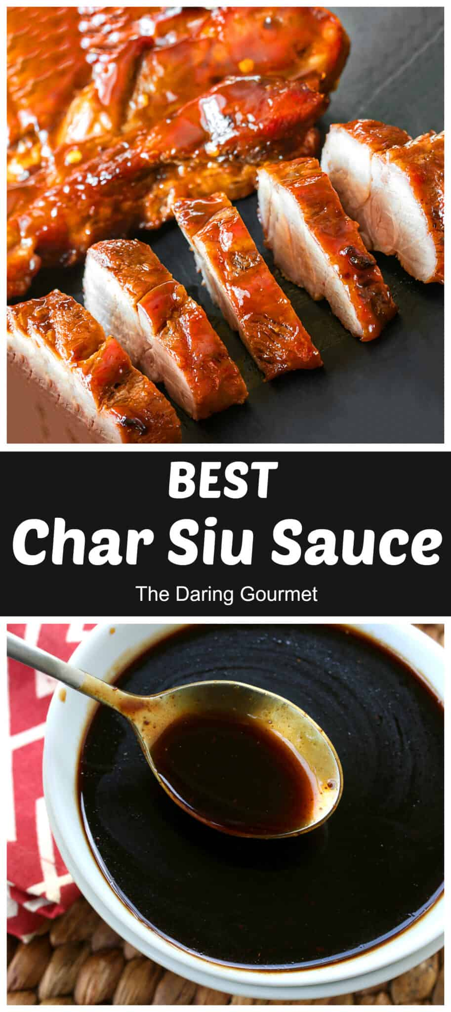 char siu sauce recipe best barbecue roasted pork Chinese Cantonese