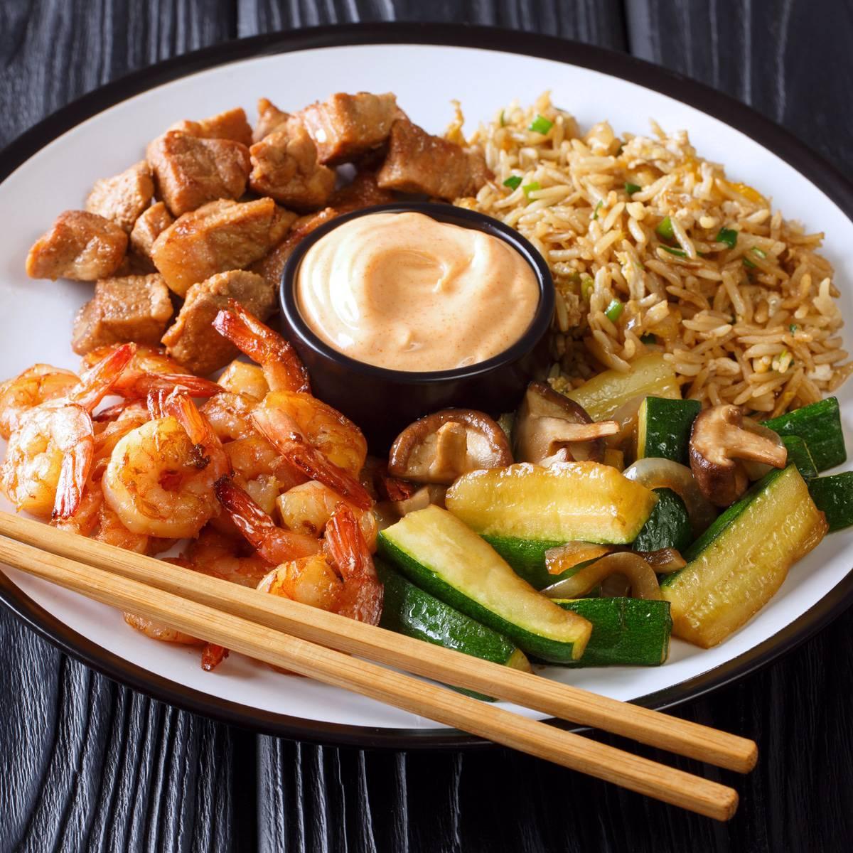 yum yum sauce recipe best Japanese steakhouse hibachi grill homemade