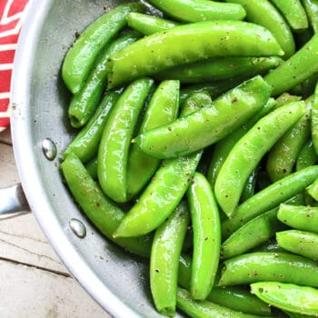 how to cook snap peas recipe sauteed sweet sugar fresh olive oil