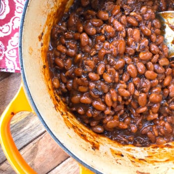 baked beans recipe best classic bacon smoky homemade