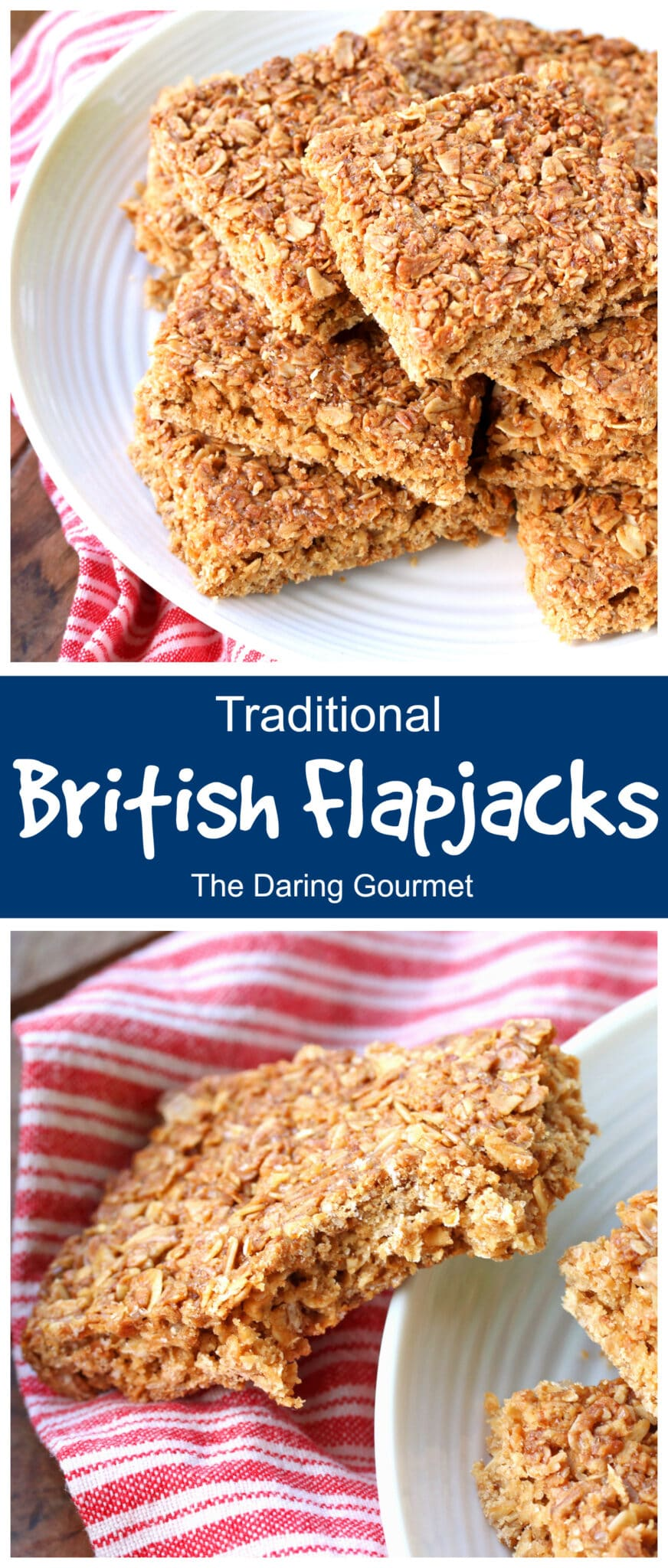 flapjacks recipe British English best homemade traditional authentic oats golden syrup