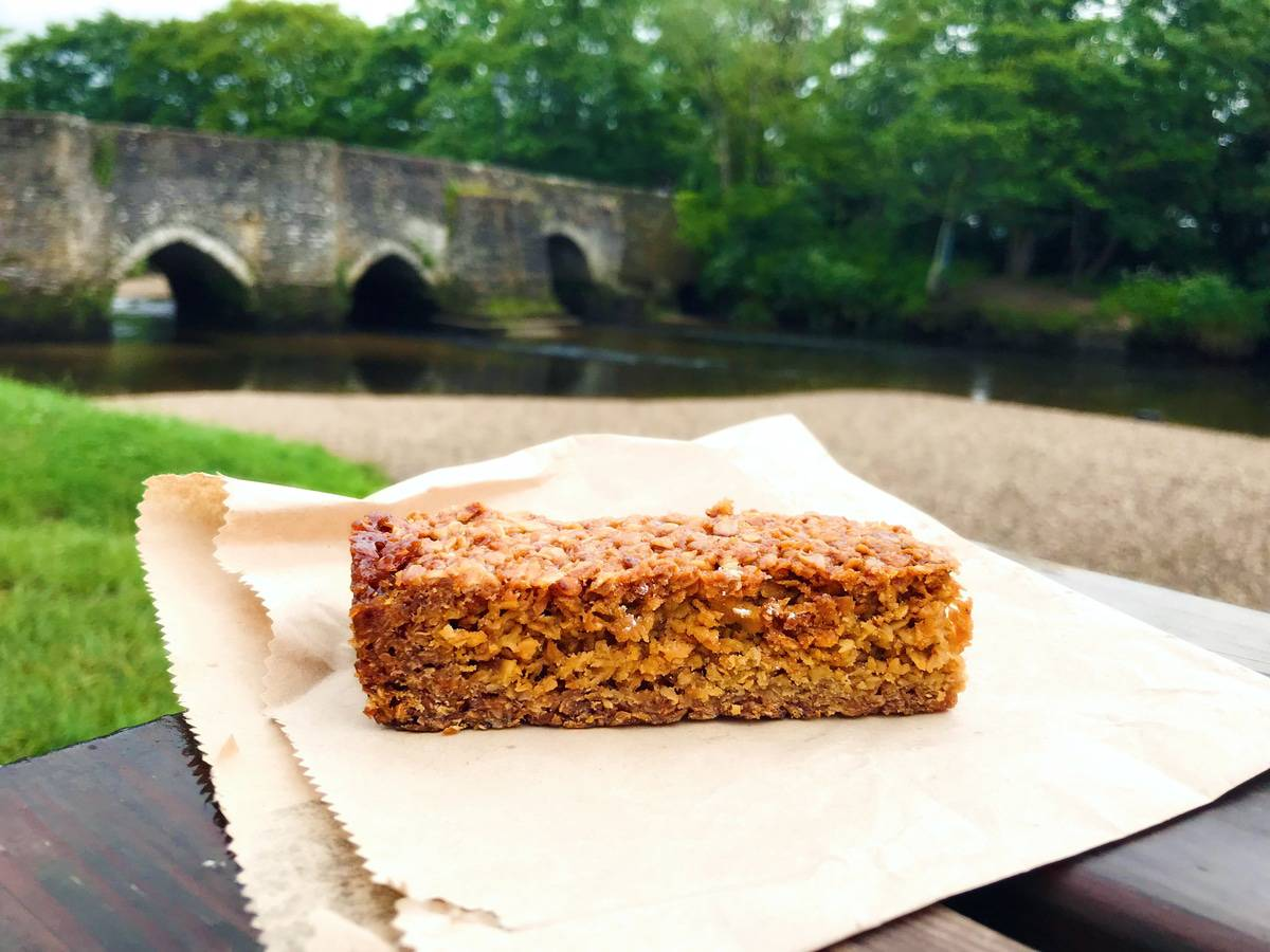 flapjacks recipe british traditional authentic english oats
