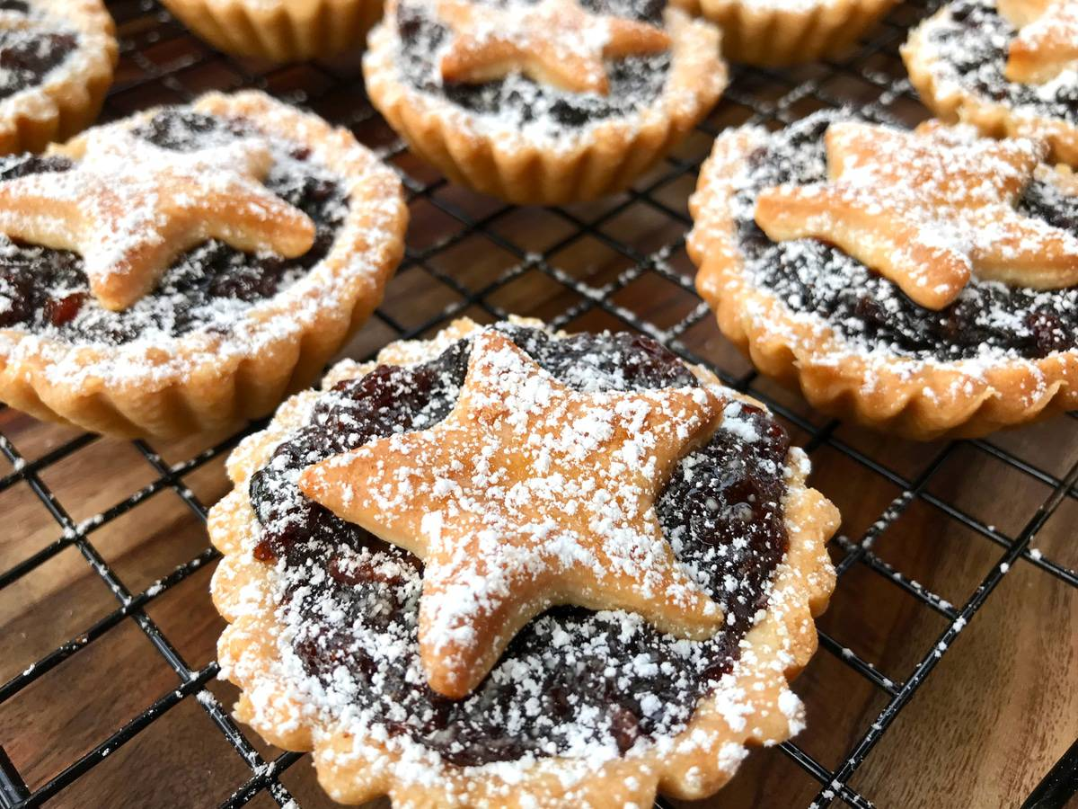 mincemeat pie recipe traditional authentic best British English