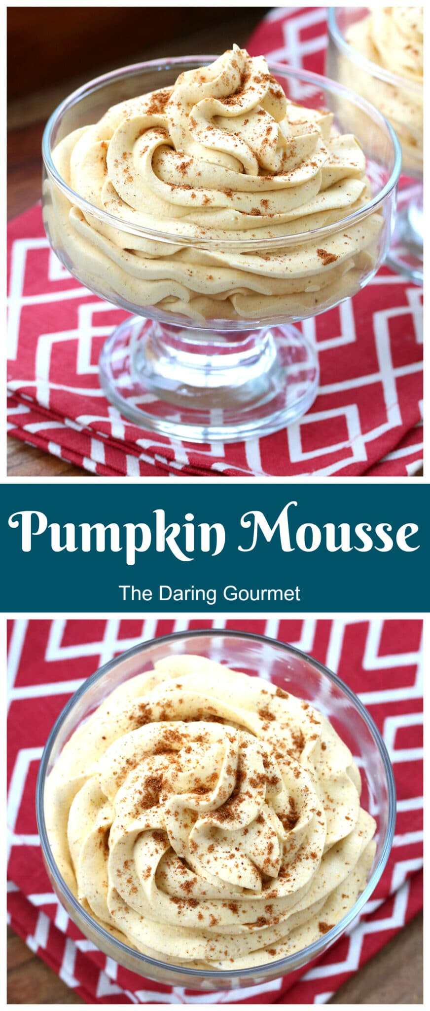 pumpkin mousse recipe cheesecake from scratch cream cheese