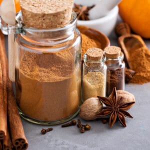 pumpkin pie spice recipe blend seasoning homemade