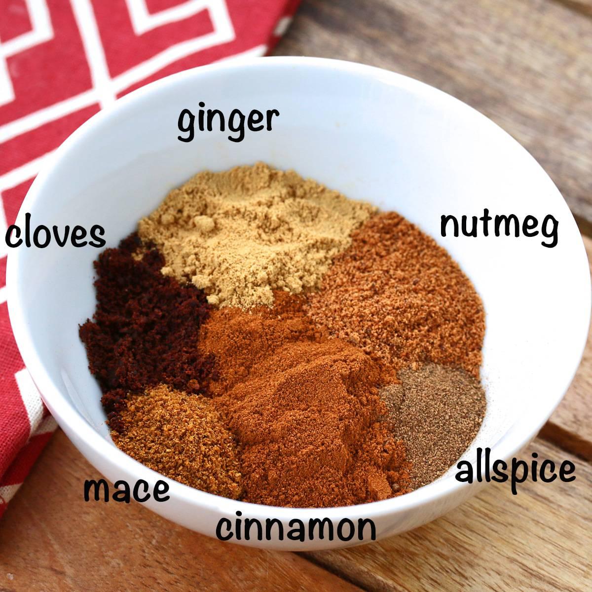 pumpkin pie spice recipe homemade seasoning blend easy