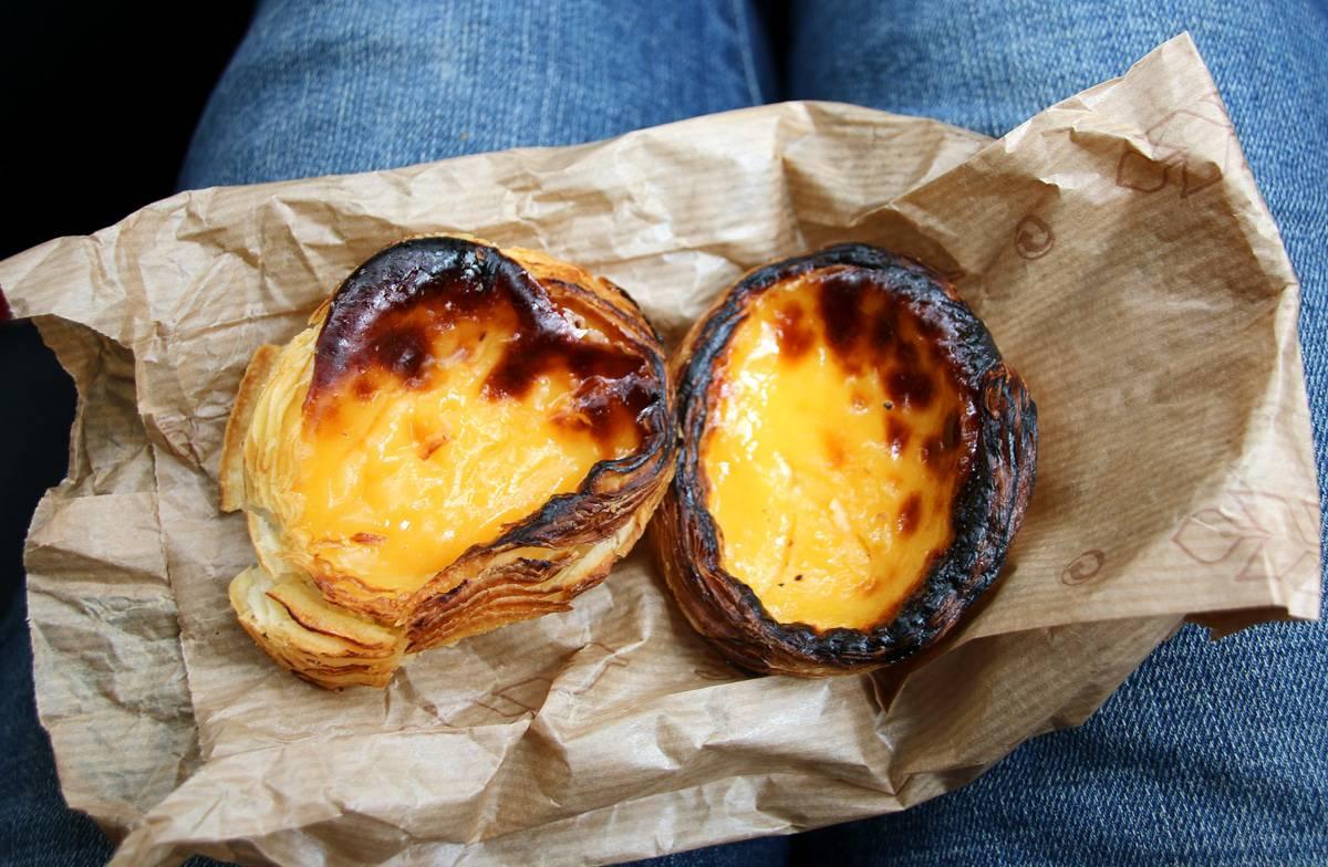 pasteis de nata recipe portuguese egg custard tart best traditional authentic