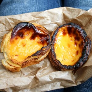 pasteis de nata recipe portuguese egg custard tart best traditional authentic