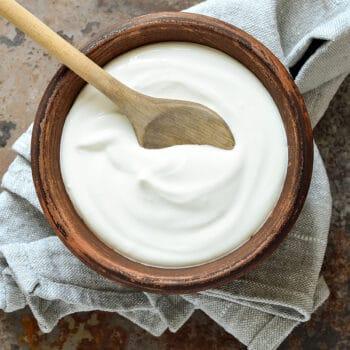 how to make yogurt homemade Greek healthy probiotics slow cooker stovetop