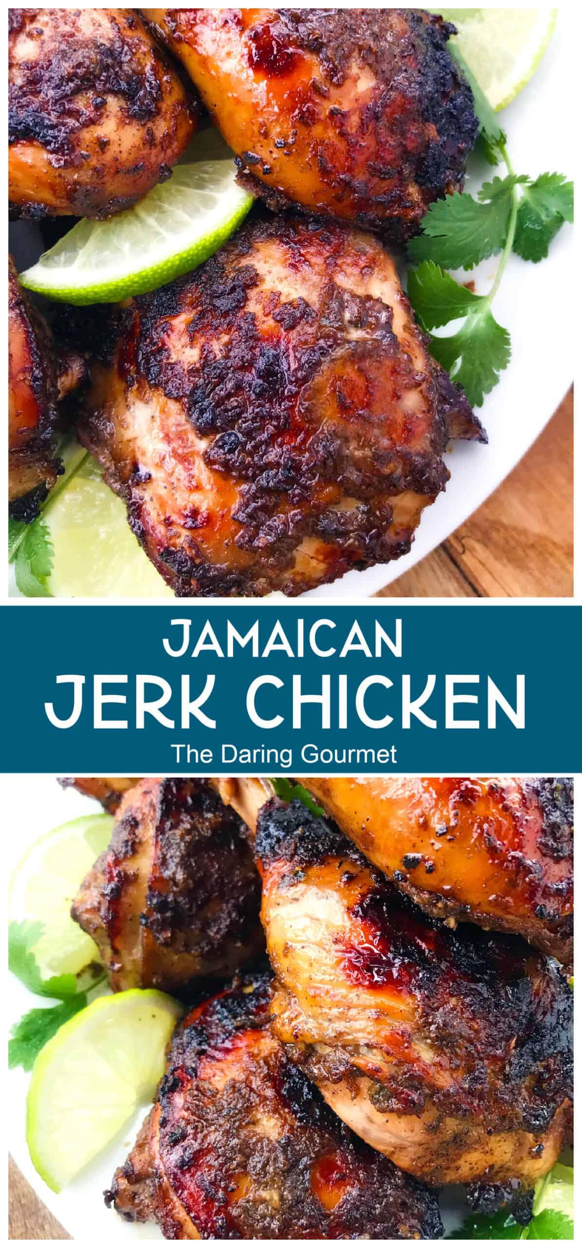 jerk chicken recipe jamaican caribbean best traditional authentic