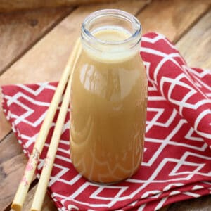 asian salad dressing recipe sesame japanese hibachi sauce ginger