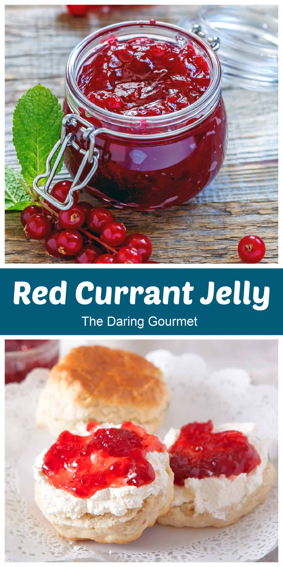 red currant jelly recipe homemade jam preserves