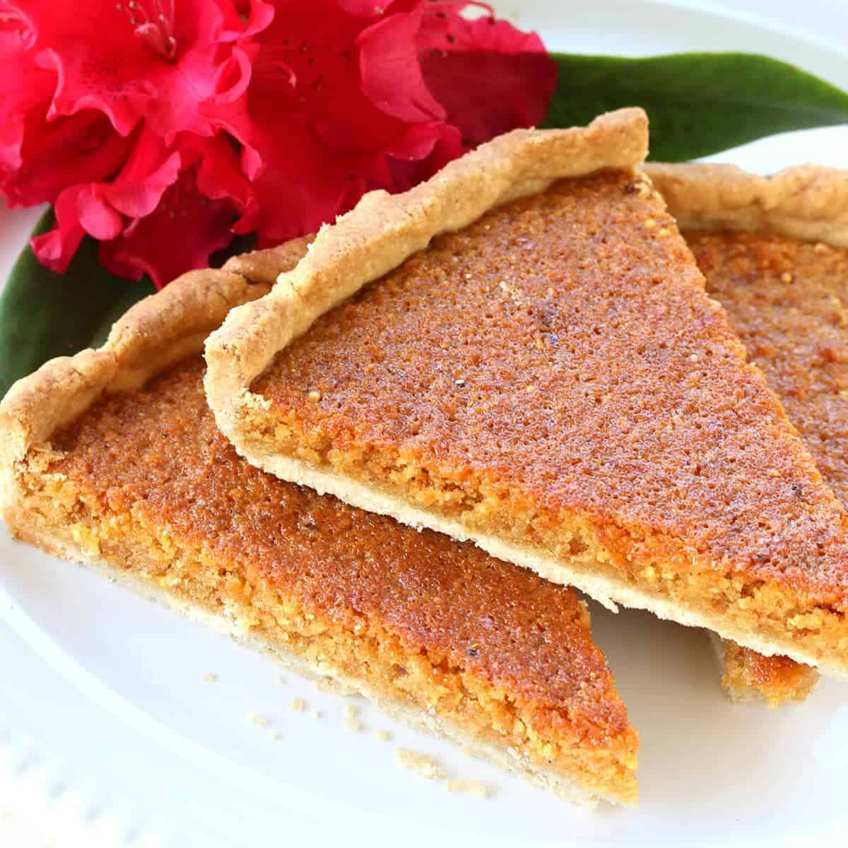 gluten free treacle tart recipe gf traditional British English golden syrup