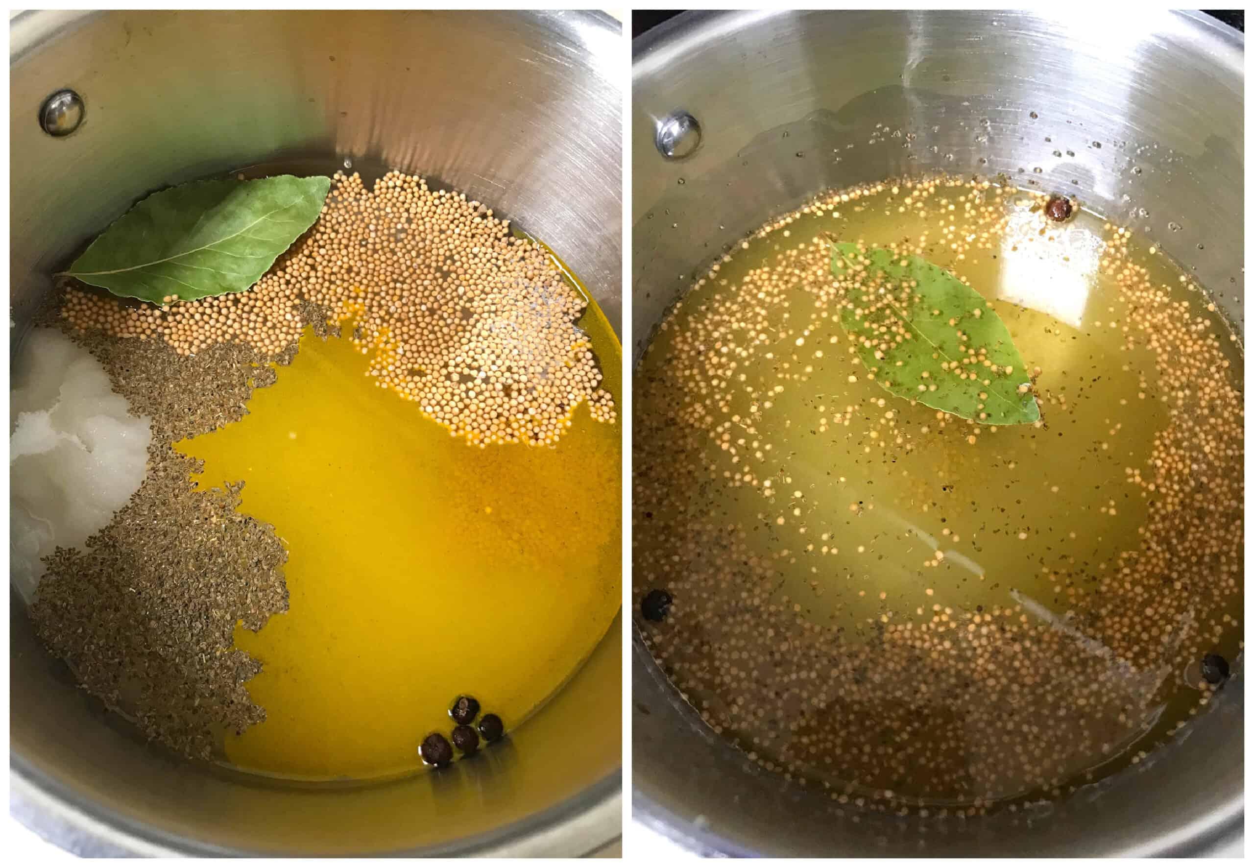 making pickling brine